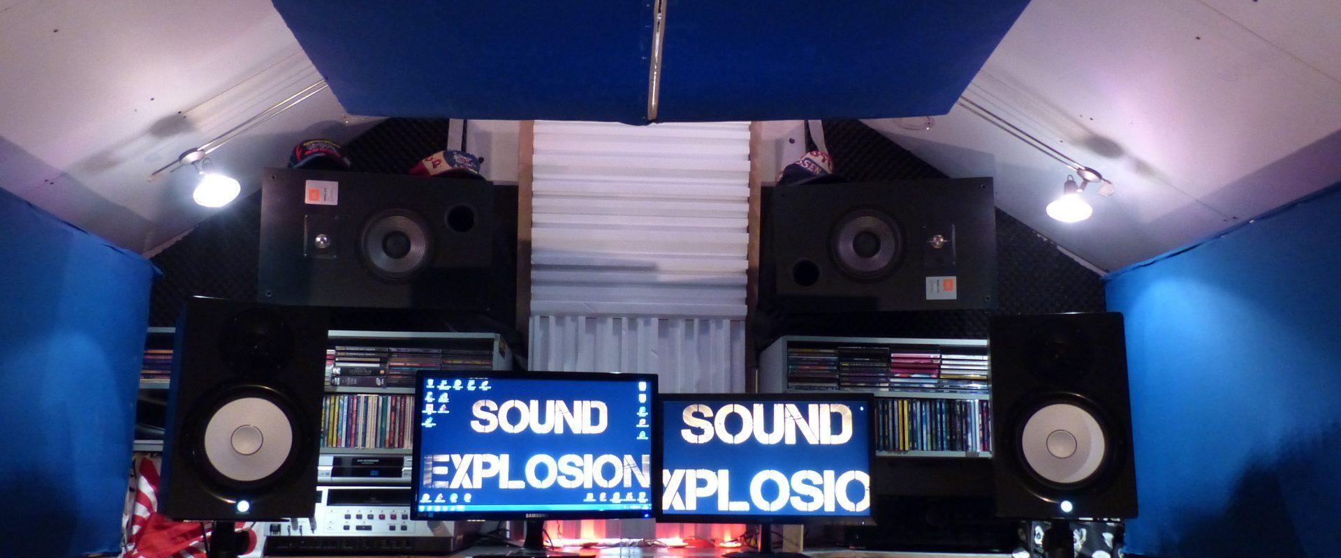 Studio front